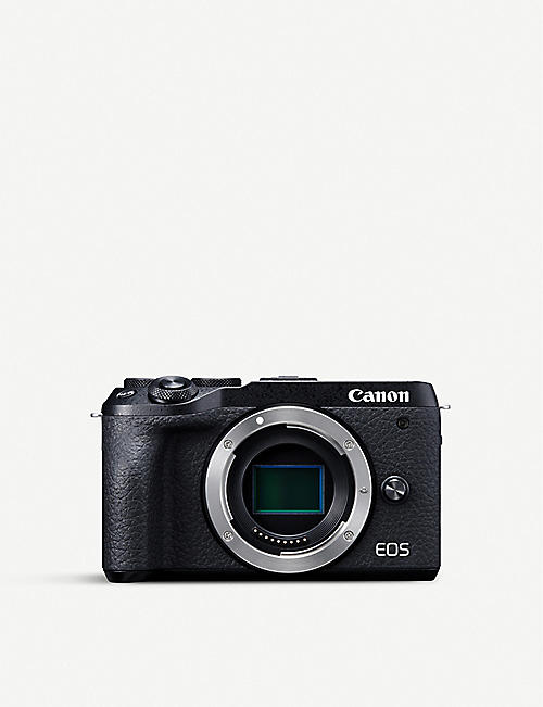 CANON: EOS M6 MkII Mirrorless SLR camera