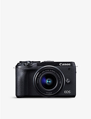 CANON: EOS M6 MkII Mirrorless Camera Kit