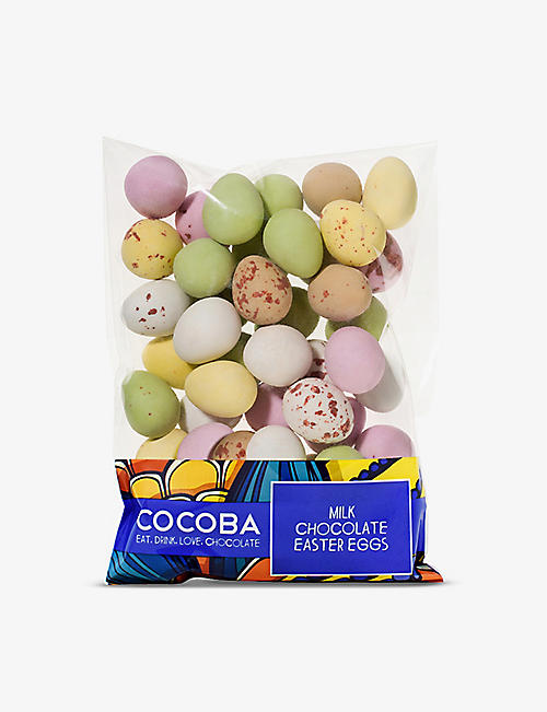 COCOBA: Milk chocolate mini Easter eggs 150g