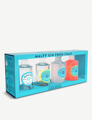 GIN Malfy gin set of four