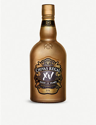 CHIVAS REGAL: Chivas XV 15-year-old blended Scotch whisky 700ml