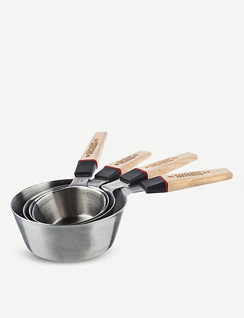 BAKEHOUSE: Measuring Cup Set pack of four