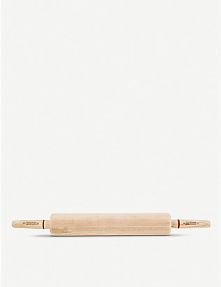 BAKEHOUSE: Ash wood rolling pin