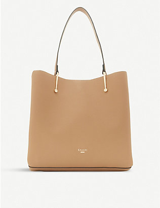 DUNE: Donyx leather shoulder bag