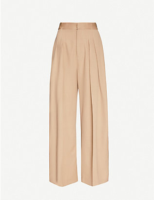 JW ANDERSON: Buckle Wide Leg Trouser