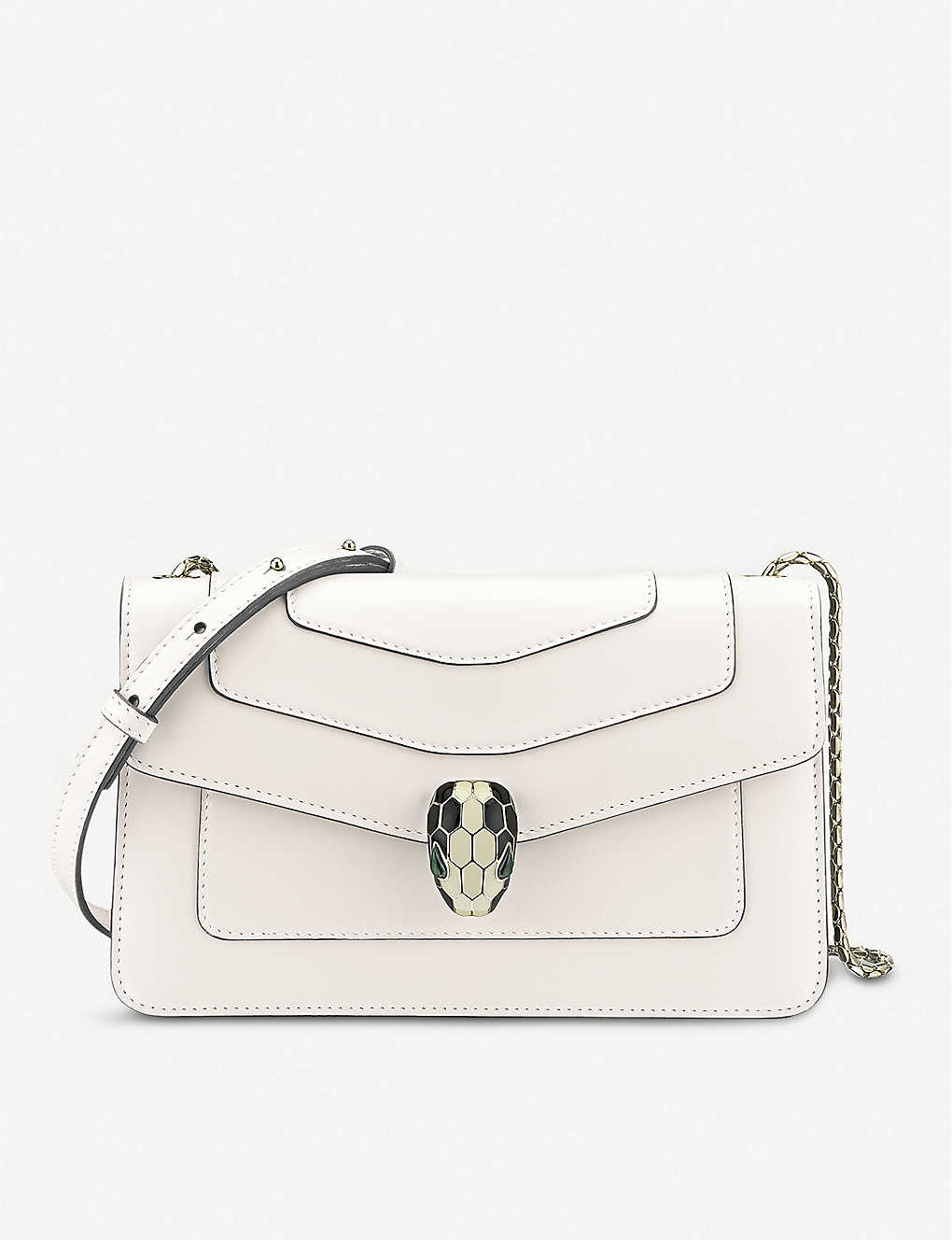 BVLGARI: Serpenti Forever cross-body bag