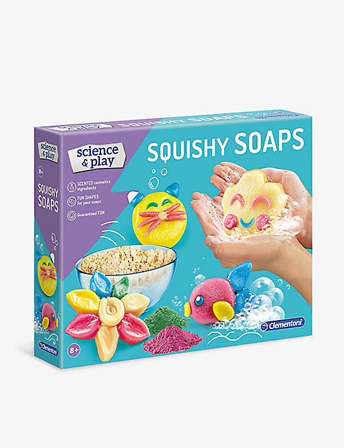 SCIENCE & PLAY: Science and Play Squishy Soaps