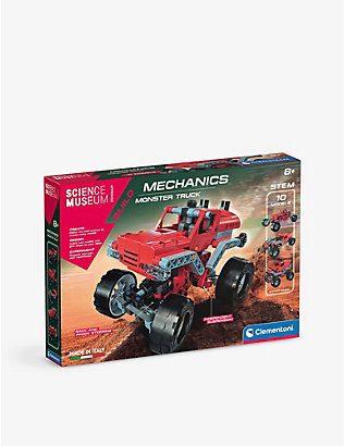 SCIENCE MUSEUM: Mechanics Laboratory Monster Truck assembly kit