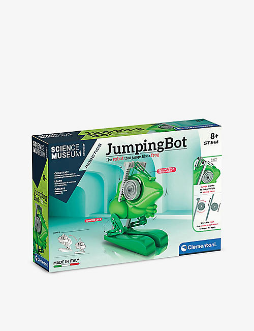 SCIENCE MUSEUM: Jumping Bot building set