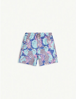 BOARDIES: Paradise shell shorts 1-13 years