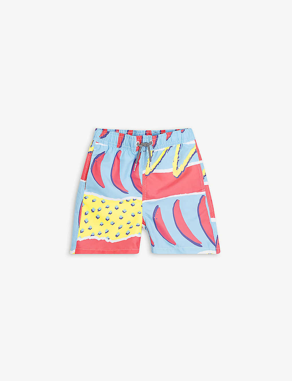 BOARDIES: Graphic print swim shorts 1-13 years