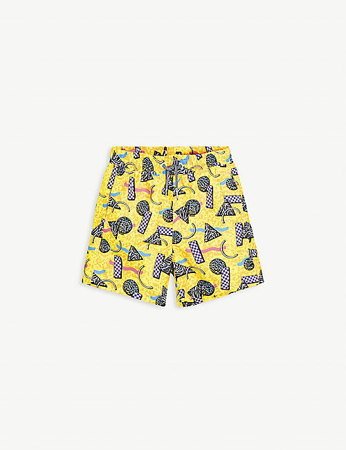 BOARDIES Graphic print swim shorts 1-13 years