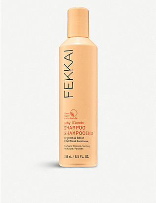 FEKKAI: Baby Blonde Brighten & Boost shampoo 250ml