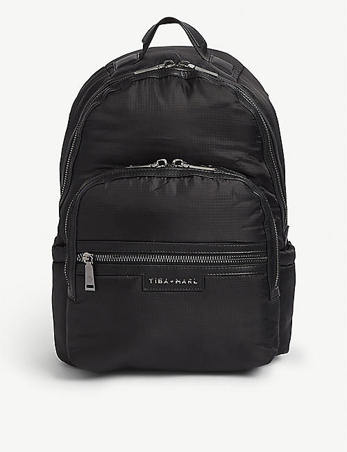 TIBA + MARL: Eco Elwood recycled polyester backpack