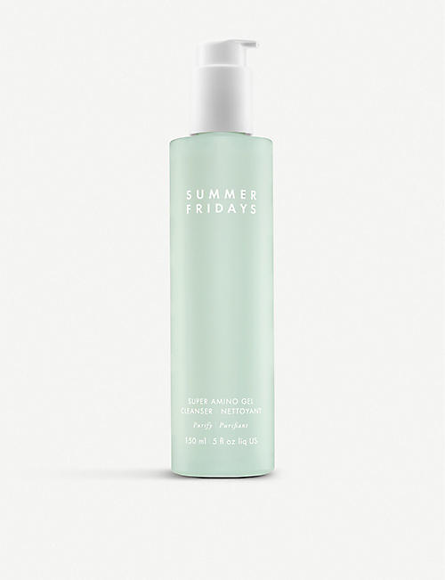 SUMMER FRIDAYS: Super Amino gel cleanser 150ml