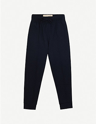 PREVU: Cruise knitted jogging bottoms 4-14 years