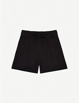 PREVU: Cruise knitted shorts 4-14 years