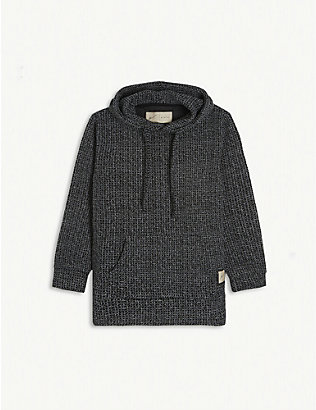 PREVU: Knitted hoody 4-14 years