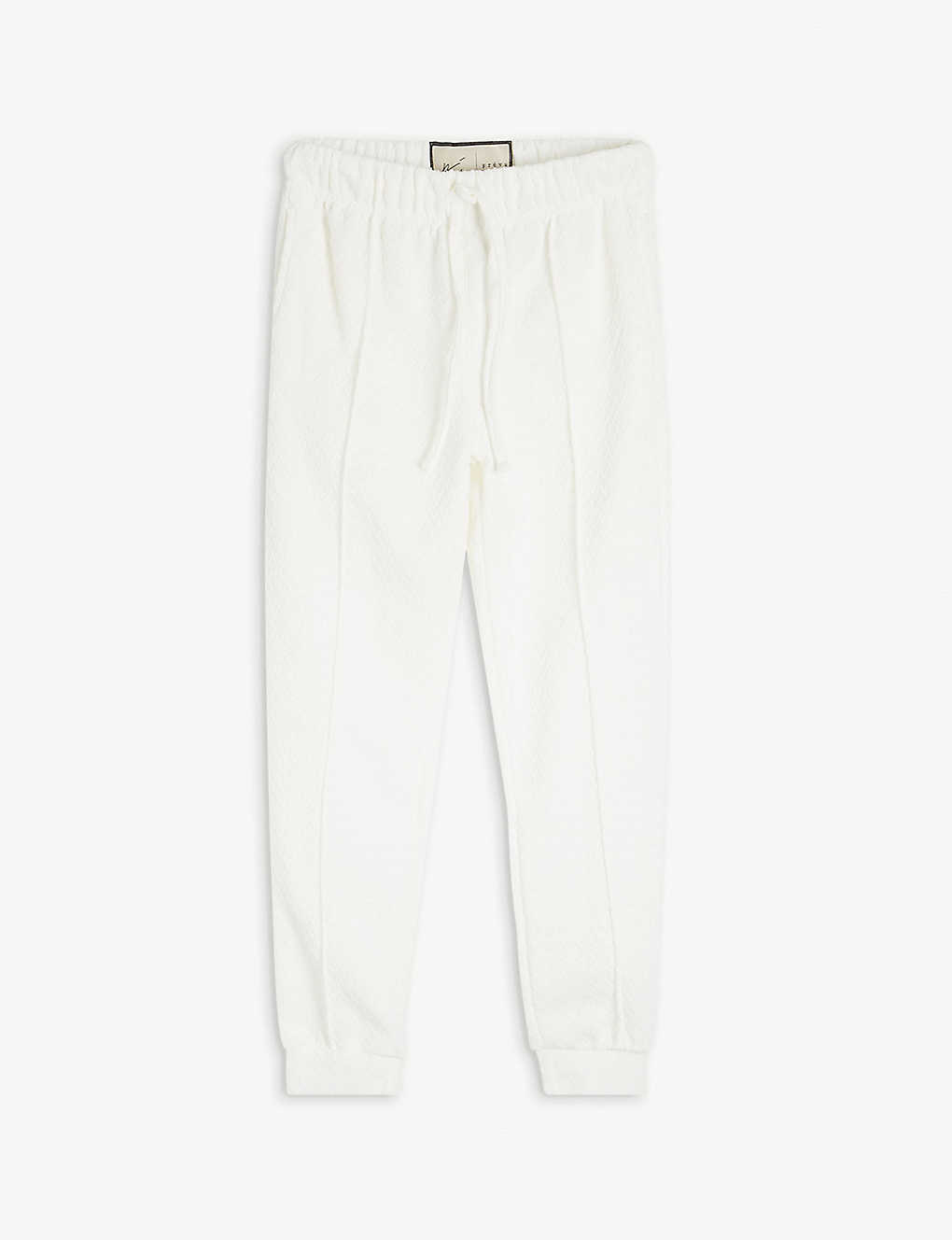 PREVU: Cruise crosshatch knitted jogging bottoms 4-14 years