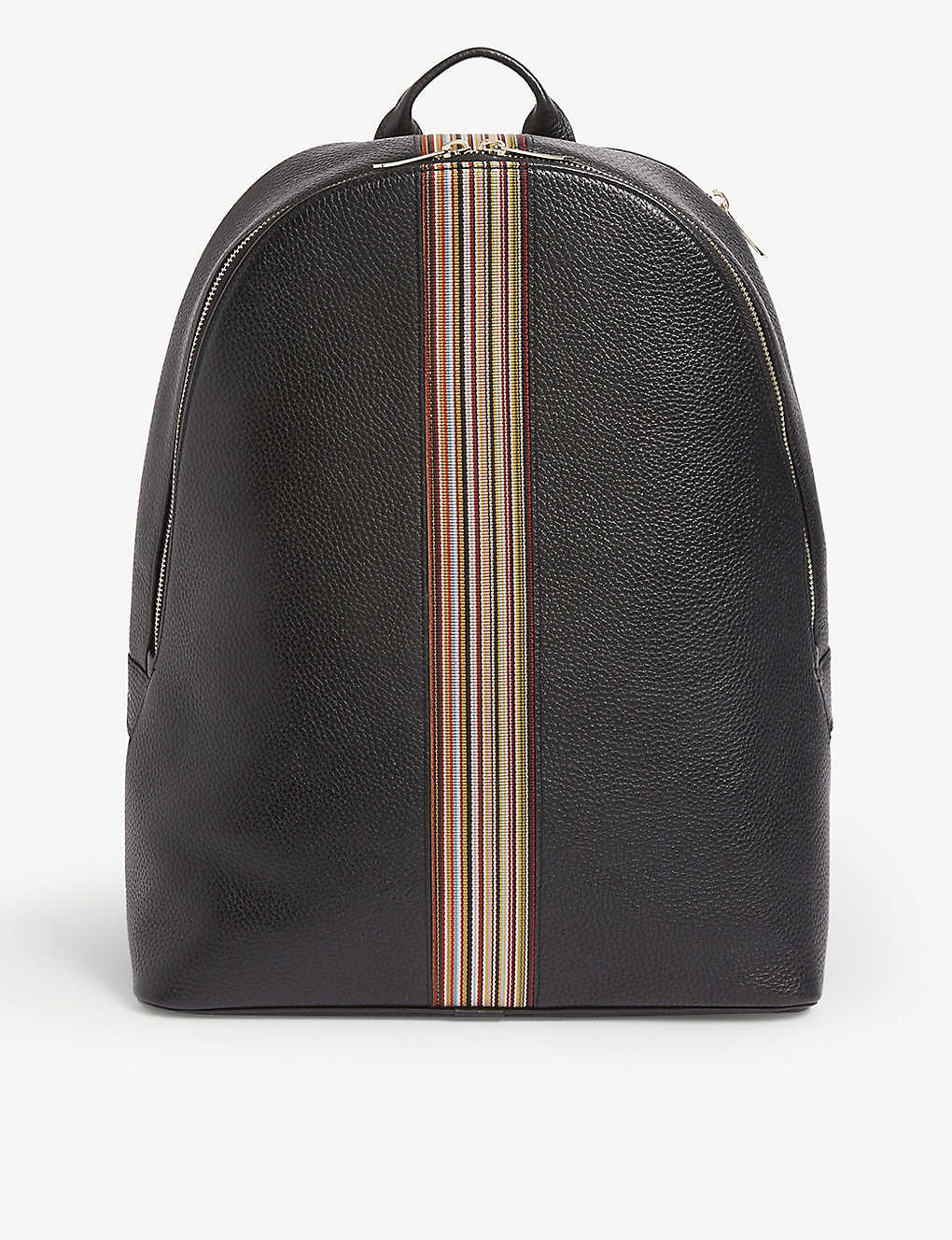 PAUL SMITH ACCESSORIES: Ps Striped Back Pack