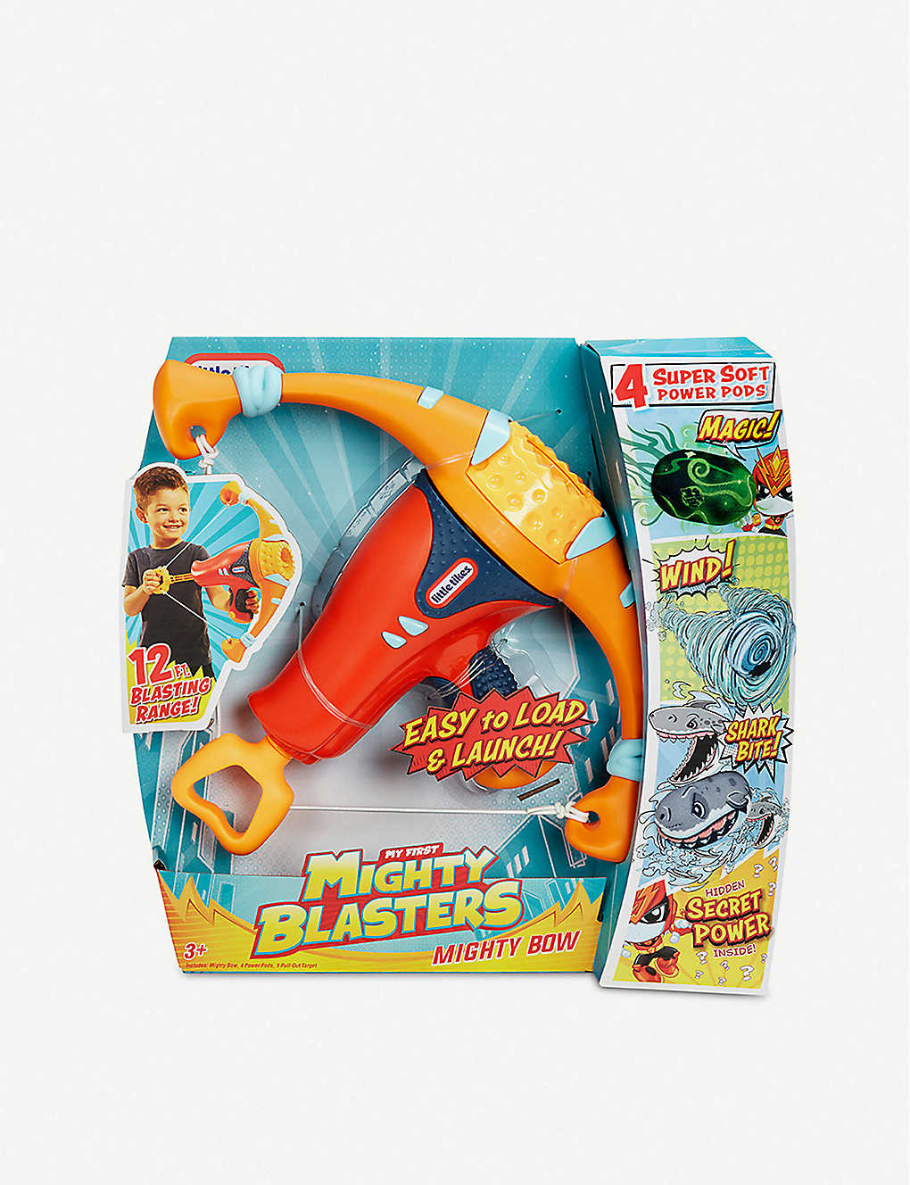 LITTLE TIKES: My First Mighty Blasters Mighty Bow