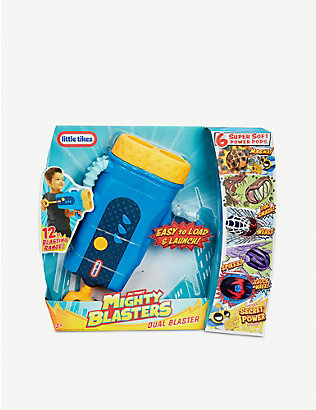 LITTLE TIKES: My First Mighty Blasters Dual Blaster