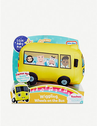 LITTLE TIKES: Little Baby Bum wiggling wheels on the bus toy