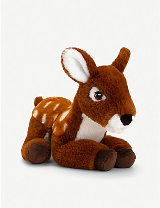 KEEL: Deer recycled plush toy 22cm