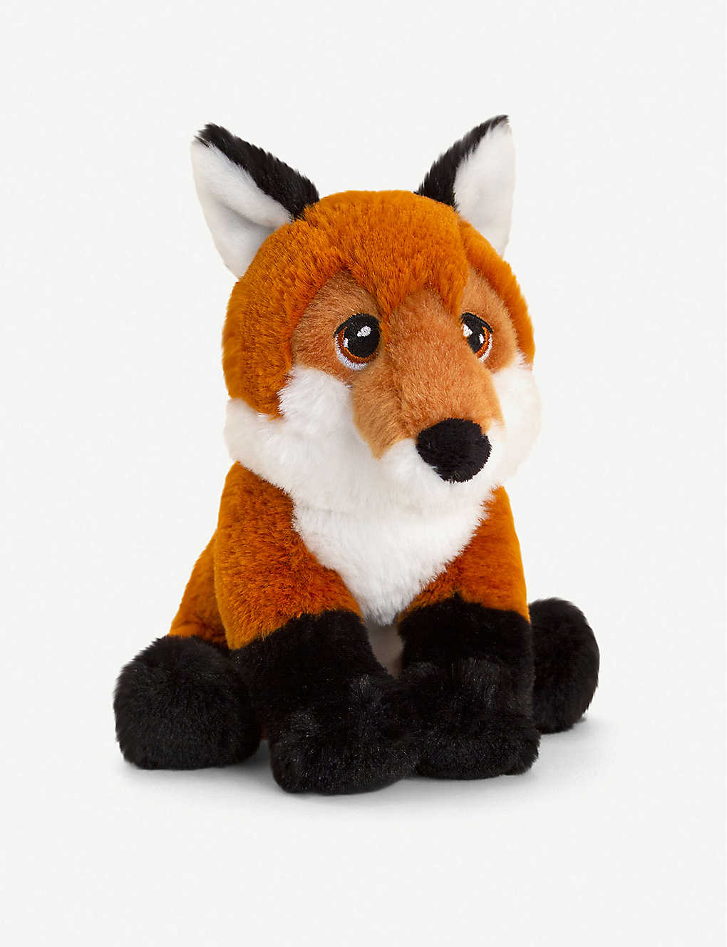 KEEL: Fox recycled plush toy 18cm