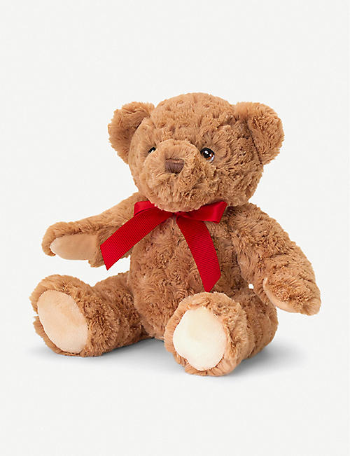 KEEL: Keel Eco Teddy recycled-polyester soft toy 20cm