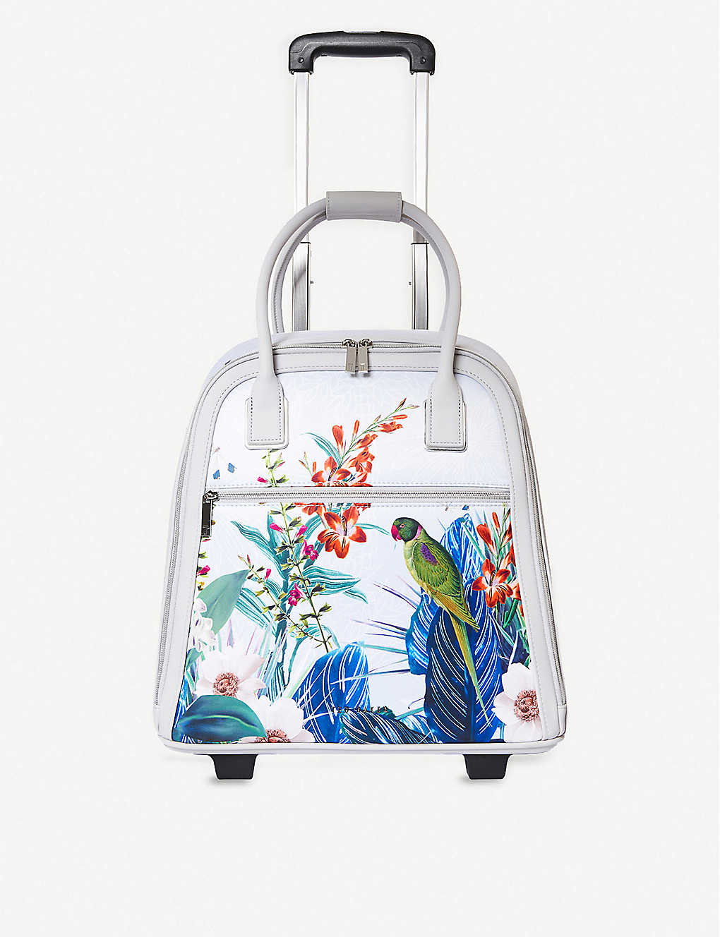 TED BAKER: Abinna jamboree-print travel bag