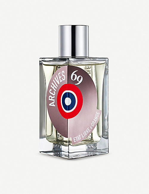 ETAT LIBRE D'ORANGE: Archives 69 eau de parfum 100ml