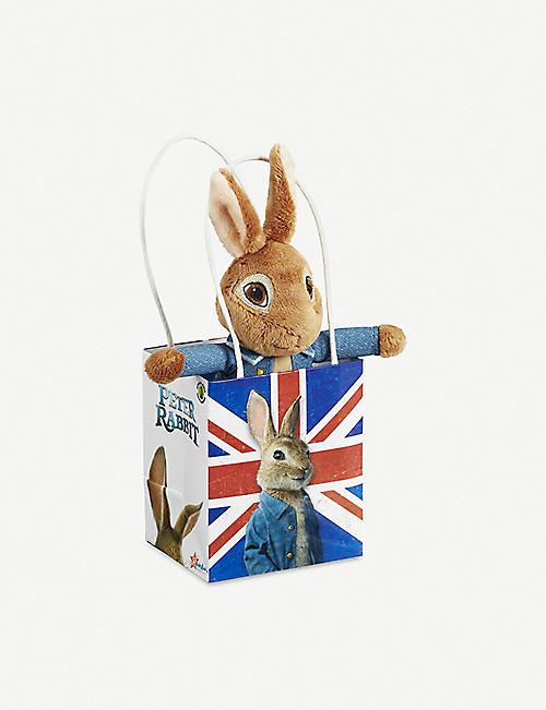 PETER RABBIT: Peter Rabbit plush toy gift set