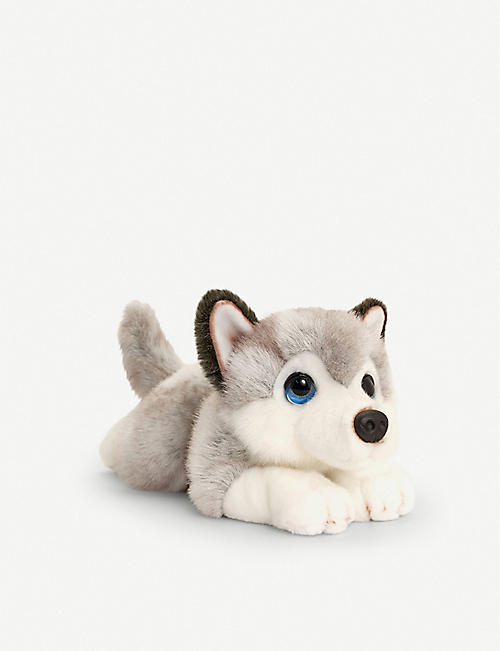 KEEL: Signature Puppy Husky soft toy 32cm