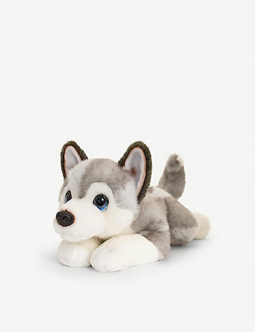 KEEL: Signature Puppy Husky soft toy 47cm