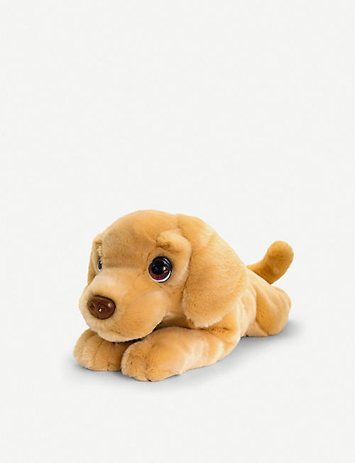 KEEL: Signature Puppy Labrador soft toy 47cm