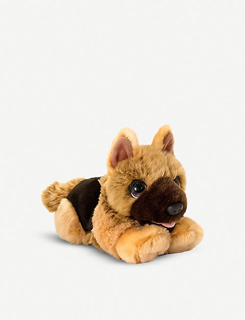 KEEL: Signature Cuddle Puppy Alsatian plush toy 32cm