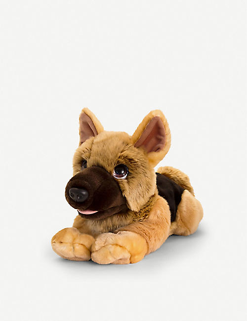 KEEL: Signature Puppy Alsatian soft toy 47cm