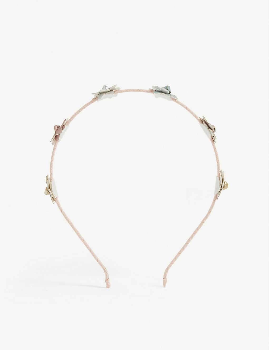 MIMI & LULA: Blossom floral alice band