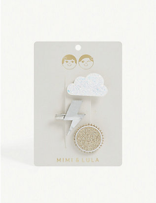MIMI & LULA: Kids weather hair clips