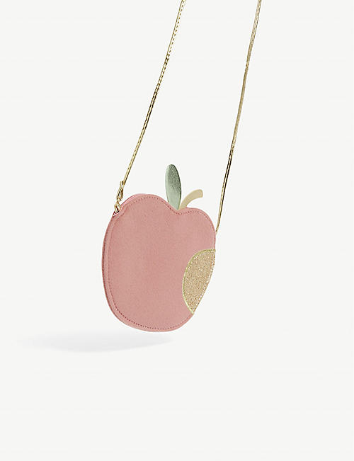 MIMI & LULA Kids glittery apple bag