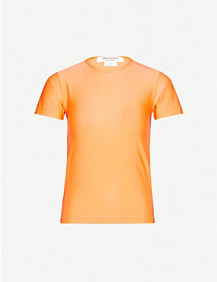JUNYA WATANABE: Fitted stretch-jersey T-shirt