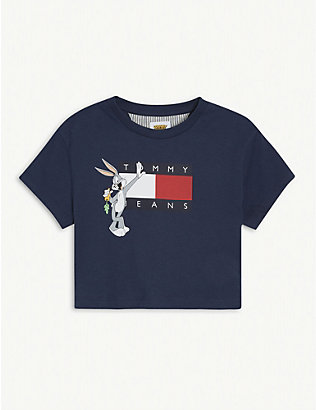 TOMMY HILFIGER: Looney Tunes cotton T-shirt 4-12 years