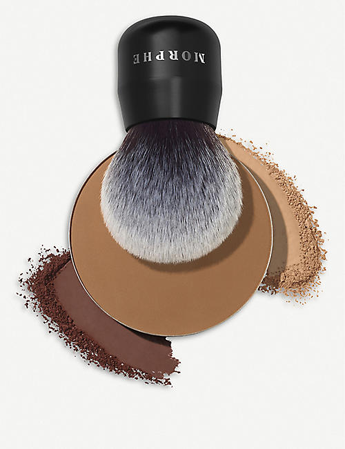 Explore Our Curation Of Face Make Up Brushes Selfridges Brow crush tinted brow gel. glamabronze deluxe face body brush