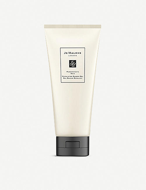 JO MALONE LONDON: Pomegranate Noir exfoliating shower gel 200ml