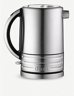 DUALIT: Architect brushed steel kettle