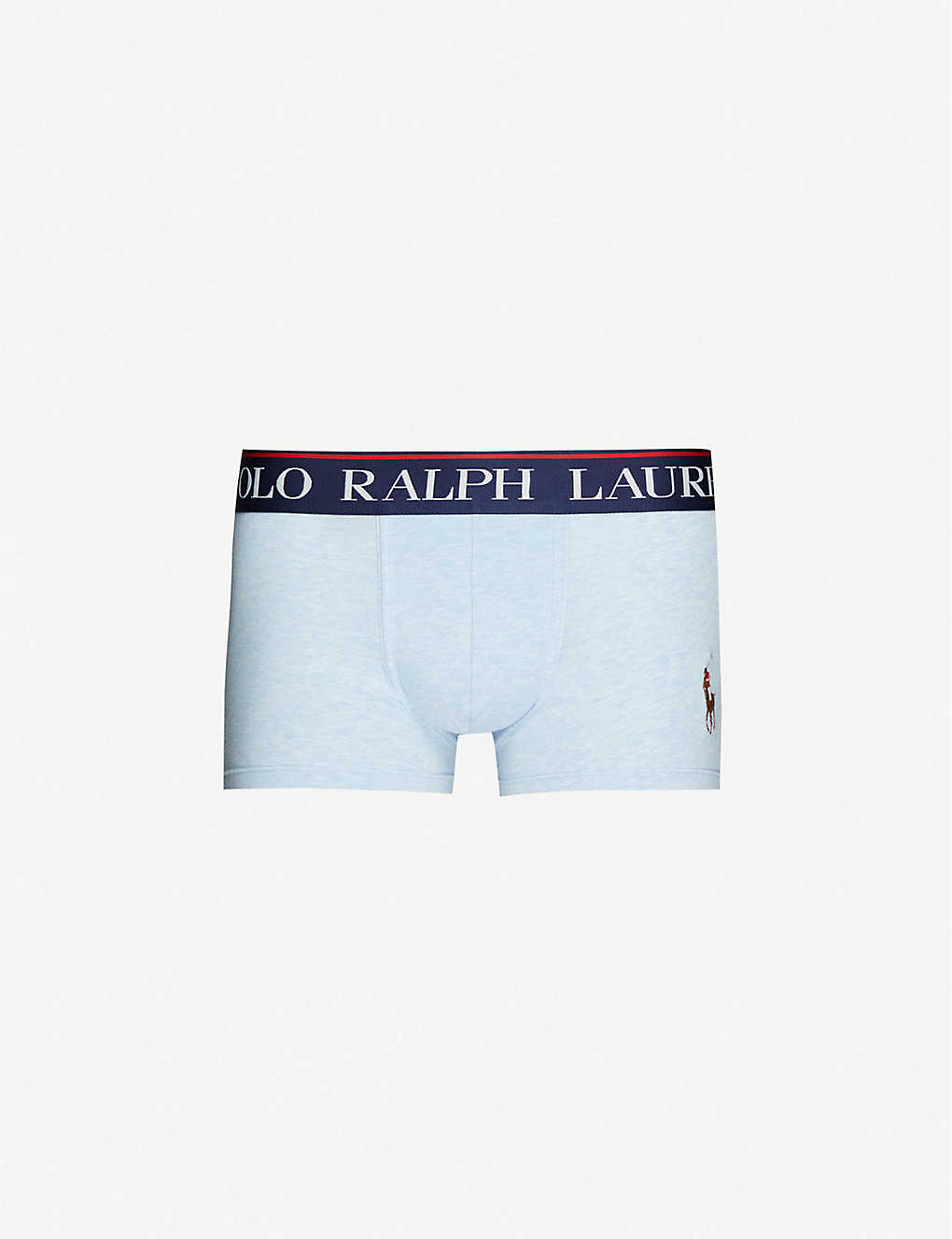POLO RALPH LAUREN: Classic slim-fit stretch-jersey boxers