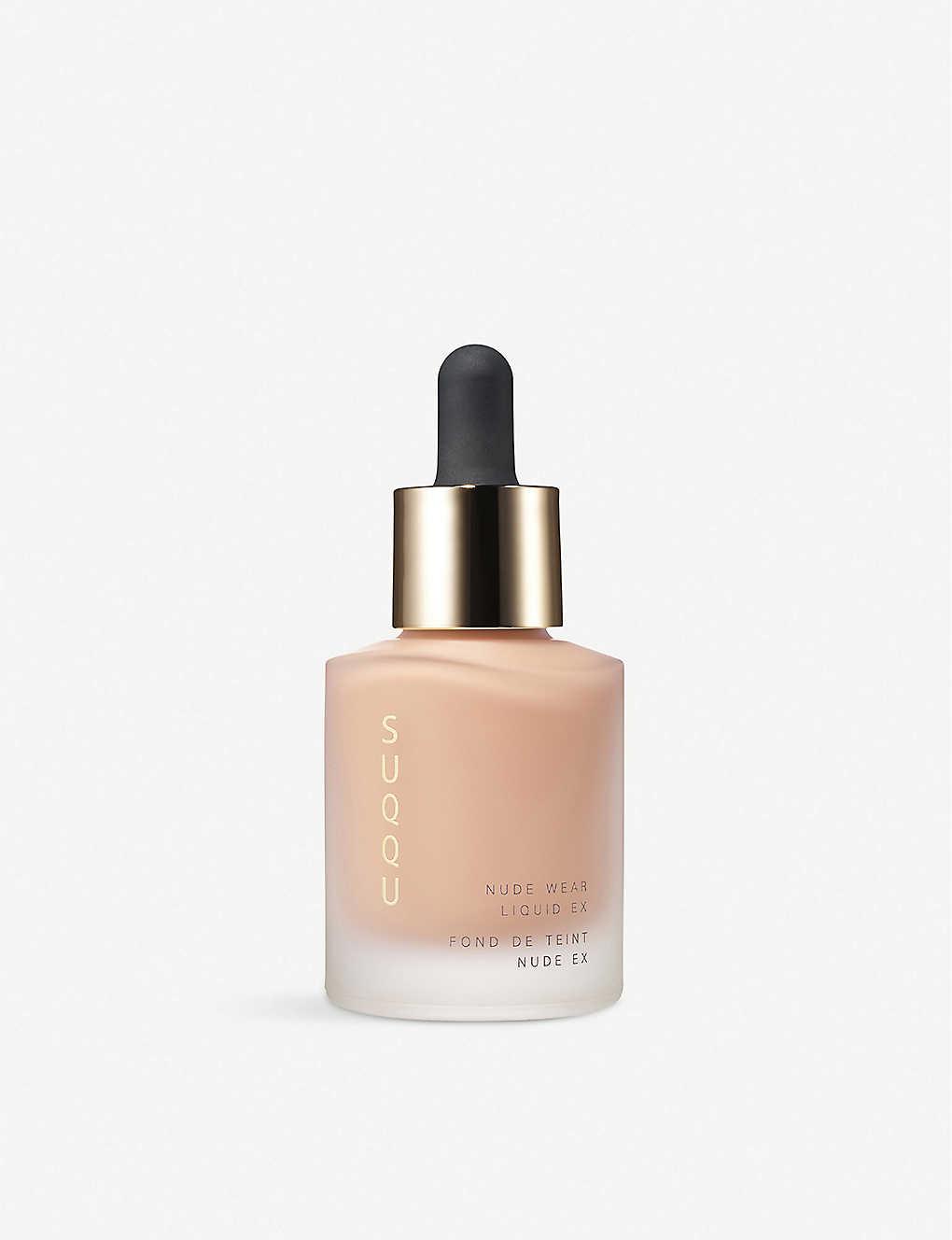 SUQQU: Nude Wear Liquid Ex foundation 30ml