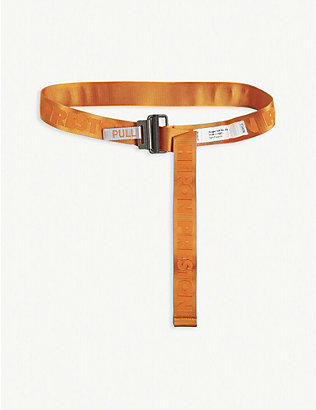 HERON PRESTON: Reflective tape belt