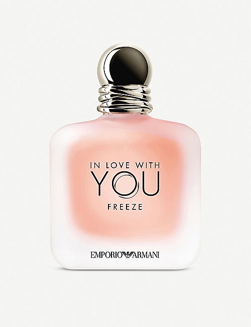 GIORGIO ARMANI: In Love With You Freeze eau de parfum 50ml